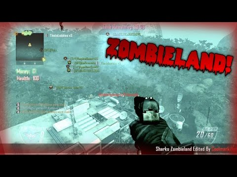 Black Ops 2 Zombieland!!