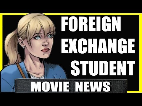 Gwen Stacy FOREIGN EXCHANGE STUDENT Casting Rumor | Mega Movie Moment