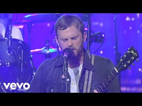 Kings Of Leon - Closer (Live on Letterman)