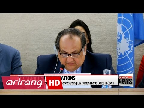 UN Human Rights Council adopts N. Korea resolution