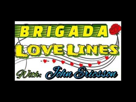 John Ericsson's Brigada Lovelines Stories Feb  6, 2016 Darren of Dasmarinas, Cavite