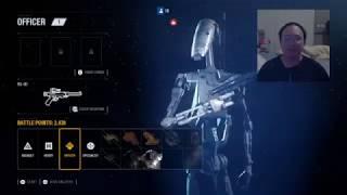 Star Wars BF II (2017) - Live Stream Q&A