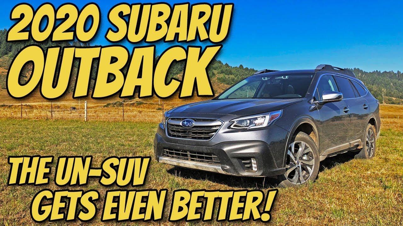 Video review: 2020 Subaru Outback<br> - LeftLaneNews