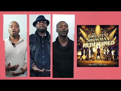 This Is Me - The Greatest Showman: Reimagined (AHMIR R&B Group Cover)