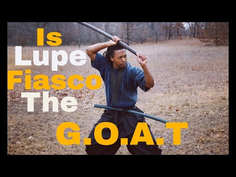 Is Lupe Fiasco The Greatest Of All Time?