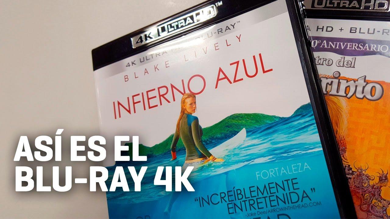 Blu-Ray 4K - Qué es, cuánto vale... ¡Unboxing! - YouTube