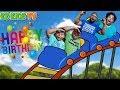 ZZ Kid's 9th Birthday Celebration (Family Vlog In Pigeon Forge Dollywood Theme Park)