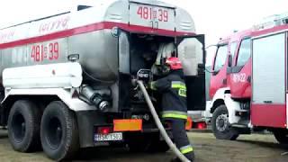 NA SYGNALE: Pożar domu w miejscowości Szyndziel / Szyndziel 2018