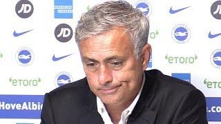 Download Video Brighton 3-2 Manchester United - Jose Mourinho Full Post Match Press Conference - Premier League MP3 3GP MP4
