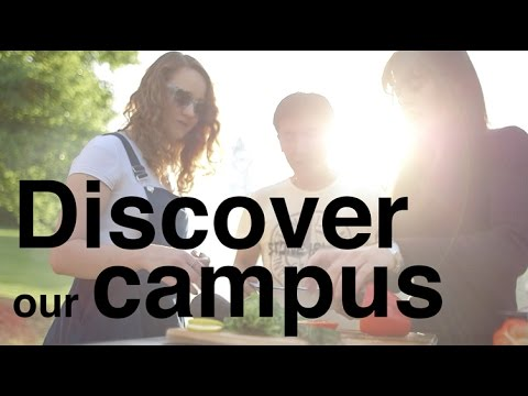 Discover our campus | University of Surrey