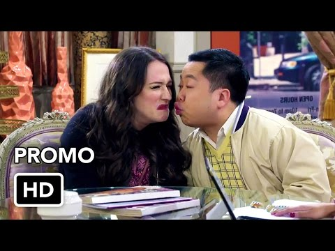 2 Broke Girls: 6x19 And the Baby and Other Things - promo #01