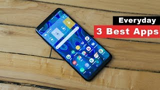 (#3) Best of 3 Top Android Apps in July 2018 - Everyday 3 New Apps 2018 - Mezzo Buzz