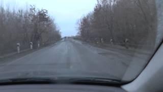 Кошмар объездной дороги. Зеньков Полтавская область.