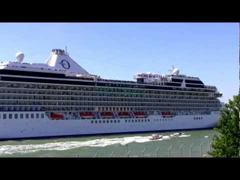 RIVIERA  OCEANIA CRUISES        the new queen of the sea  venice 14/16/05/2012