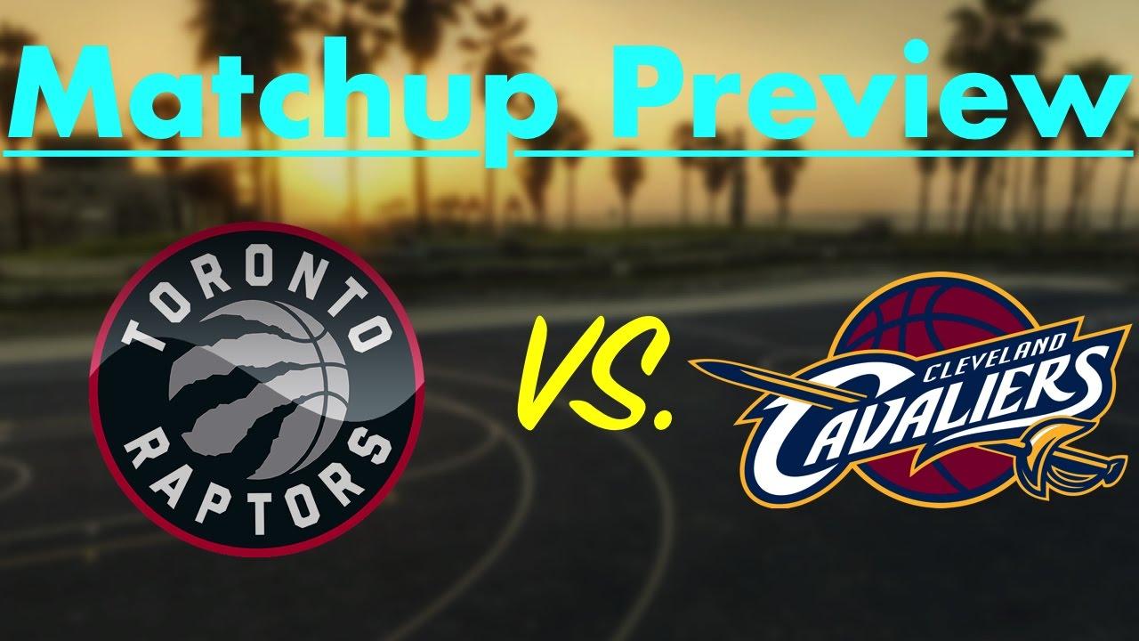 Cleveland Cavaliers Vs Toronto Raptors 2017 Playoff