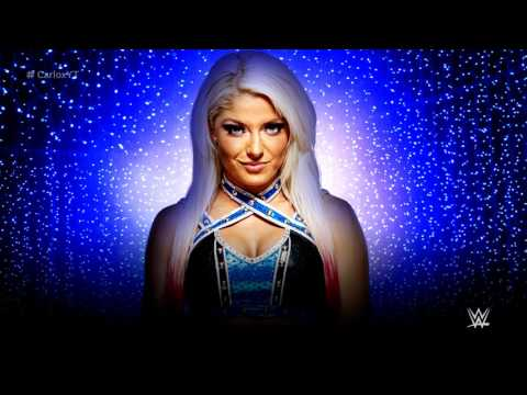 "Alexa Bliss Unused Custom WWE Theme - ""Sipeful & Blissful (Mix)""  With Download Link"