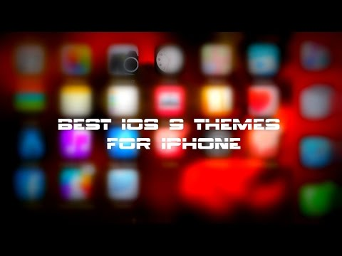 Best iOS themes for iPhone, iPad and iPod touch