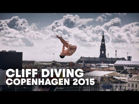 Cliff Diving in Copenhagen - Red Bull Cliff Diving World Series 2015