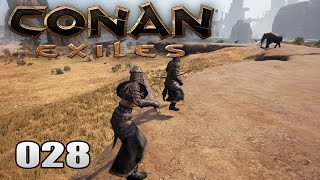 CONAN EXILES [028] [Safari durch die Savanne] [Multiplayer] [Deutsch German] thumbnail