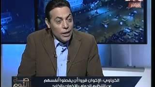 «الخرباوي»: مبادرة «سعد الدين إبراهيم» للمصالحة مع الإخوان بالون اختبار