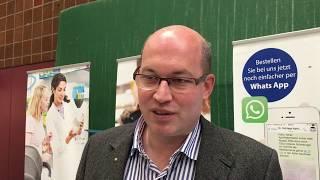 Dr. Wolfgang Schlags im Interview zur 1. Gesundheitsmesse in Mayen