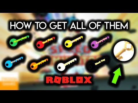 How To Get All 9 Keys Badges In Speed Simulator X Roblox Tutorial