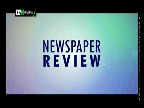 TVC Breakfast 1st May, 2018 Newspaper Review