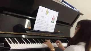 Điệu nhảy polka Magic music Green 2 NXK