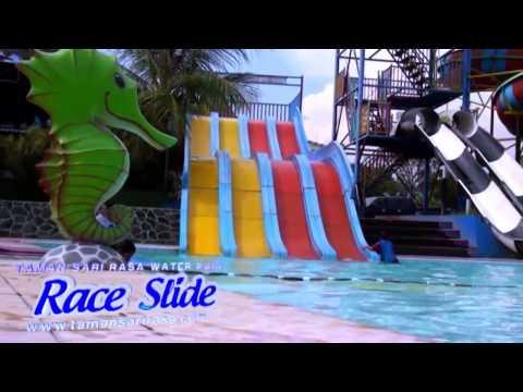 Taman Sari Rasa Water Park (Official Video)
