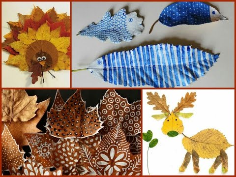 fall-leaf-craft-ideas---leaves-crafts-for-kids-and-adults