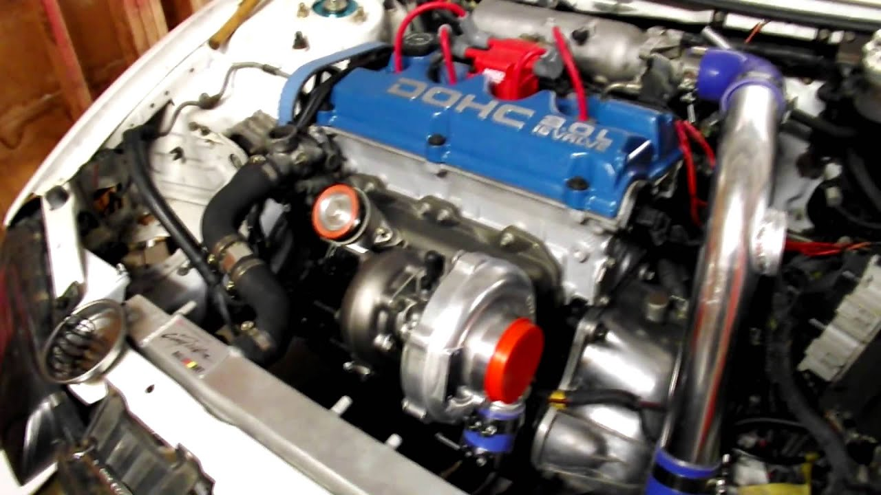 What you need to turbo a 420a