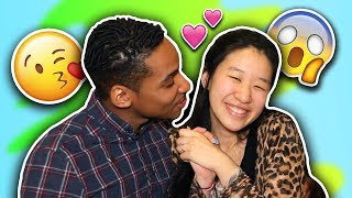 Our First Kiss Story | SLICE n RICE 🍕🍚