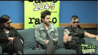 10 Questions with 30 Seconds to Mars Highlights