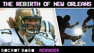 The Saints' return to New Orleans and Steve Gleason's iconic play deserve a deep rewind