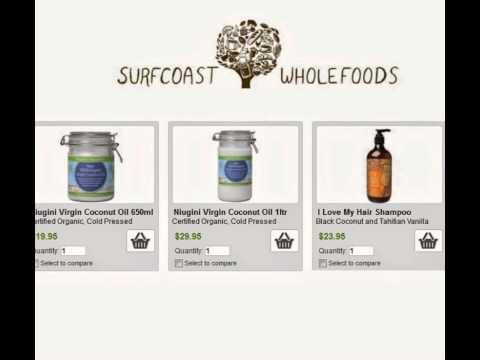 Online Health Food Stores Australia Victoria