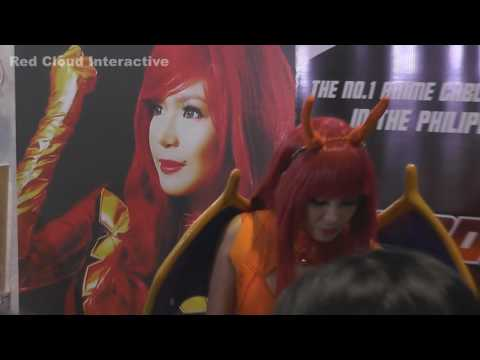 AsiaPop Comicon (APCC) Manila 2016 highlights