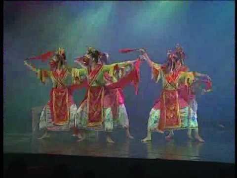 Tari Topeng Opening Sandiwara Musikal Betawi DOEL - Abang None Jakarta (2010)