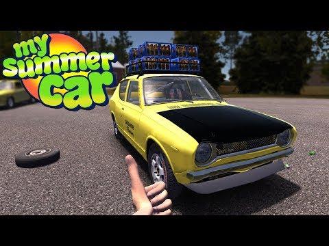 My Summer Car - ROOF RACK