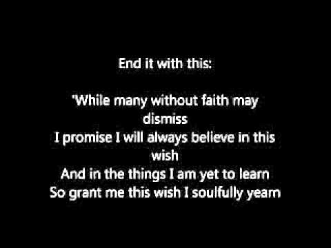 Spell for making your wish come true - YouTube