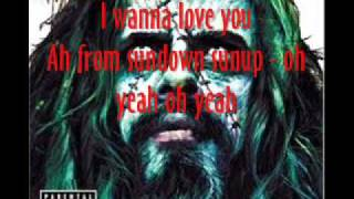 Rob Zombie- Boogieman Lyrics