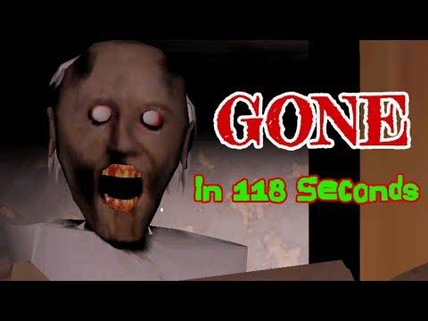 Granny - Full Gameplay In 118 Seconds