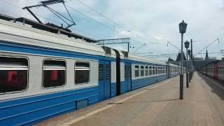 ЭД4М-0258 На Ярославском вокзале(, 2016-08-06T15:54:32.000Z)