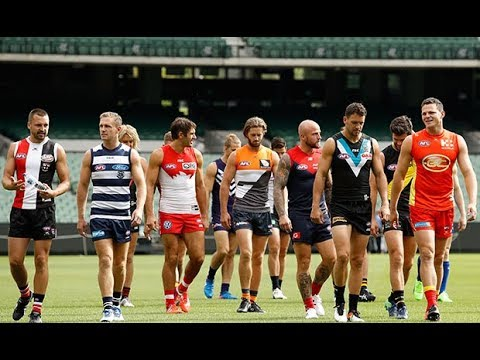 AFL 2018 Season Highlights