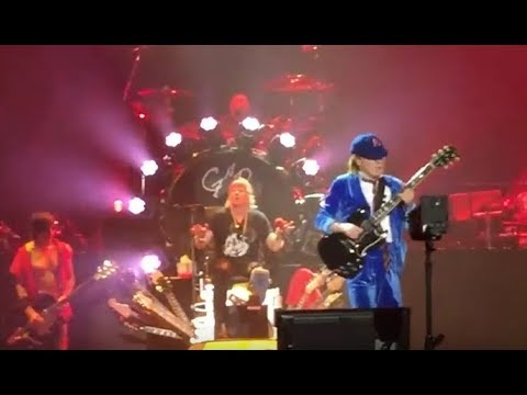 Guns N Roses tour 4th grossing ever – new Cane Hill – Sodom update – new Ev0lution – Destroyer 666