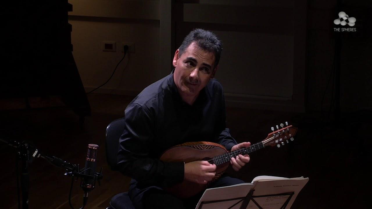L.Weiner- 3 Hungarian Dances / Shmuel Elbaz - Mandolin & Asaf Kleinman - Piano