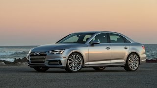 Audi A4 2017 Car Review