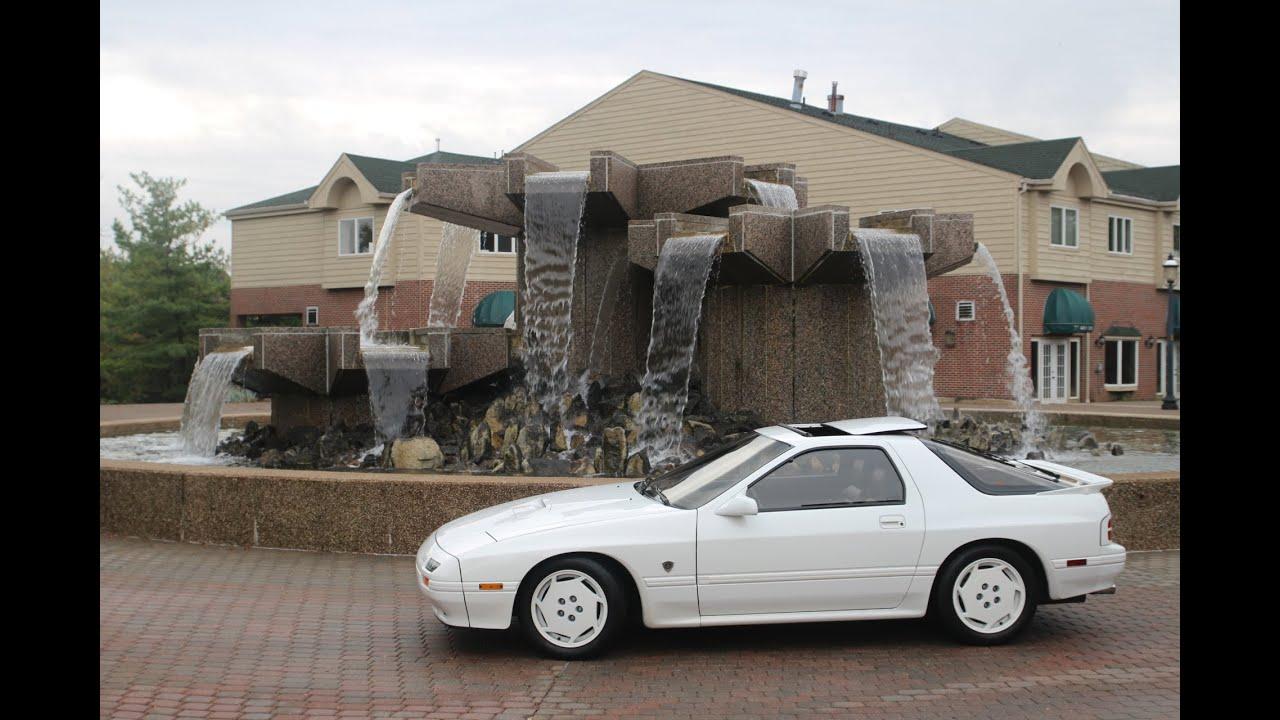1988 Mazda RX7 10th Anniversary Turbo II - YouTube