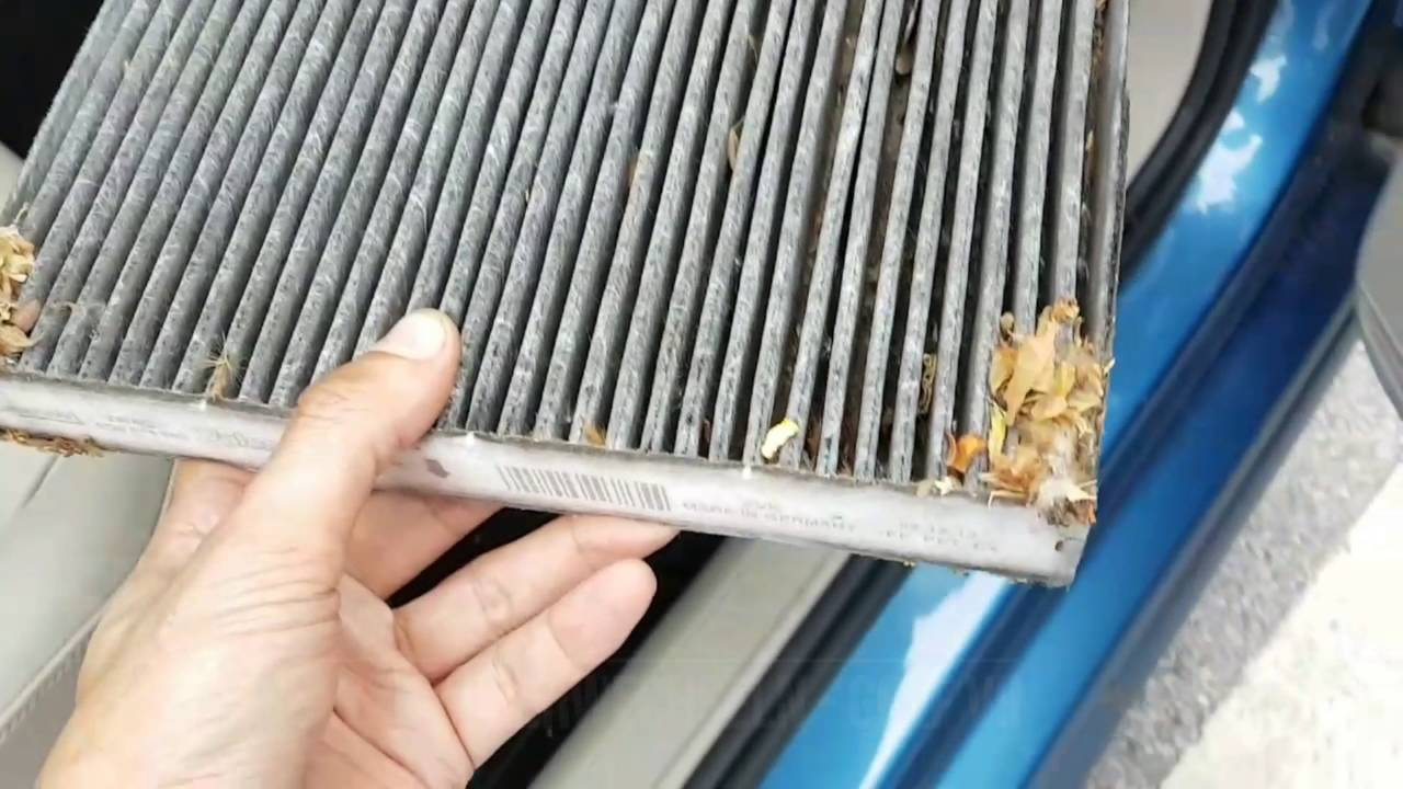 Pollenfilter wechseln cabin air filter replacement golf for What size cabin air filter do i need