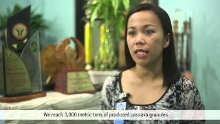 The Production and Marketing of Cassava Granules Project in Polomolok, South Cotabato