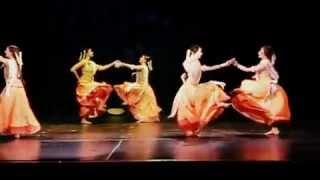 Adada Mazhaida | Stage Perfomance | Russian Girls